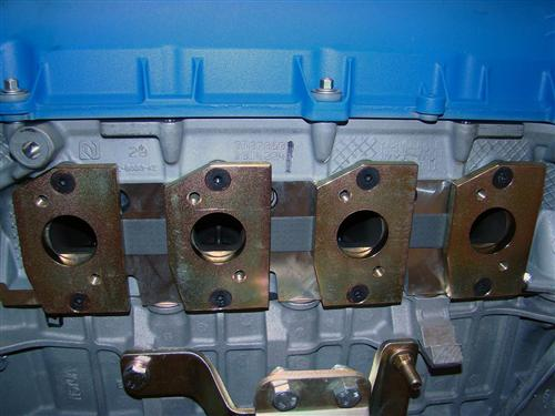 An inexpensive 5 4 intake option, well two actually - Ford