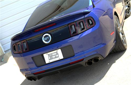 Is There An 11 12 Rear Bumper That Allows For Double Tip Dual Exhaust Svtperformance Com
